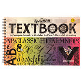 Textbook: A Comprehensive Guide to Pen & Brush Lettering